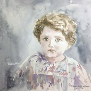 Watercolor: Portrait