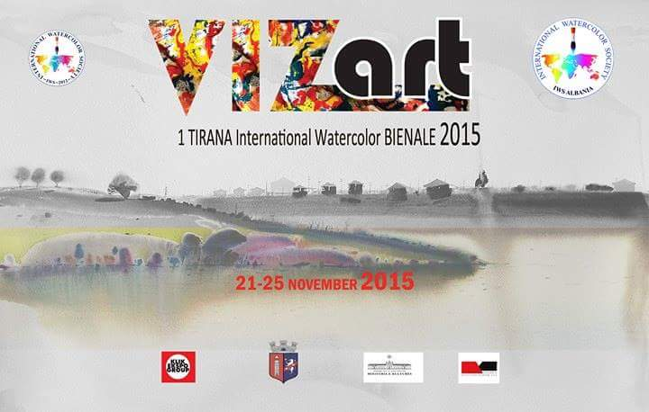 VIZart International Watercolor Biennale 2015